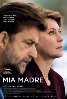 MIA MADRE, French poster, from left: Nanni Moretti, Margherita Buy, 2015. ©Le Pacte