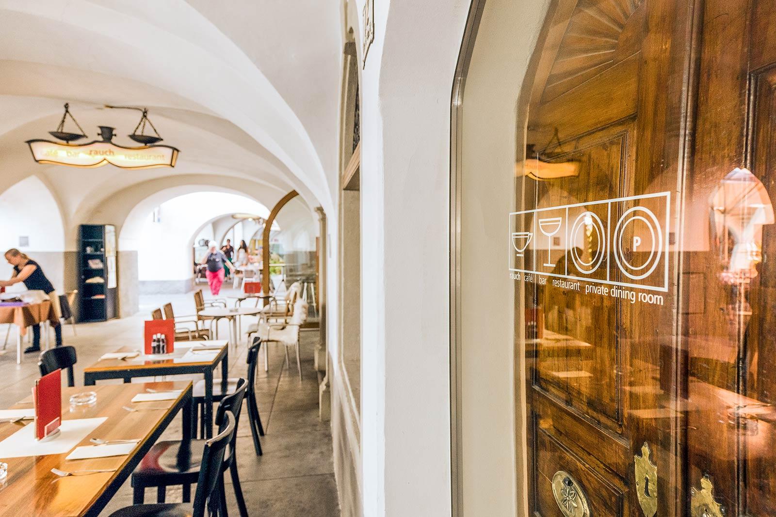 Cafè – Rauch Restaurant Feldkirch
